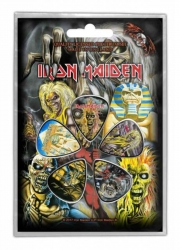 Iron Maiden Early Albums Plektrum Pack