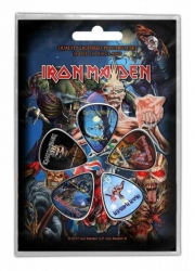 Iron Maiden Later Albums Plektrum Pack
