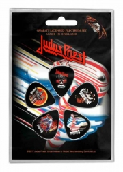 Judas Priest Turbo Plektrum Pack