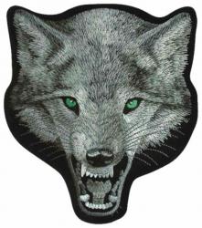 Aufnäher Wolf | G153