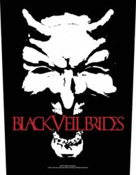 Black Veil Brides Devil Rückenaufnäher Patch