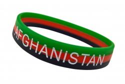 Silicone Wristband Afghanistan