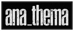Patch Anathema Logo Aufnäher