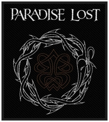 Patch Paradise Lost Crown of Thorns Aufnäher