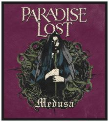 Patch Paradise Lost Medusa Aufnäher