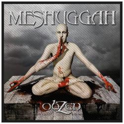 Patch Meshuggah Obzen Aufnäher