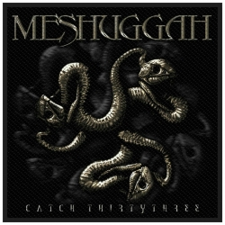 Patch Meshuggah Catch 33 Aufnäher