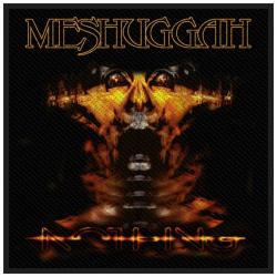 Patch Meshuggah Nothing Aufnäher