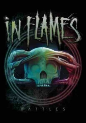 Posterfahne In Flames Battles