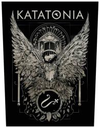 Katatonia Temple Rückenaufnäher Patch