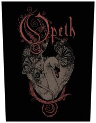 Opeth Swan Rückenaufnäher Patch