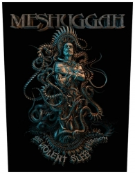 Meshuggah Violent Sleep of Reason Rückenaufnäher Patch