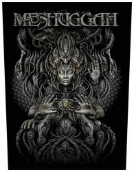 Meshuggah Musical Deviance Rückenaufnäher Patch