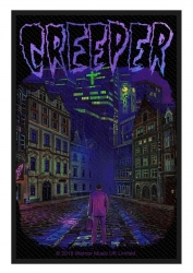 Creeper Aufnäher Eternity in your arms