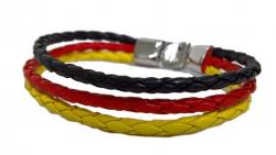 Deutschland Fan Armband