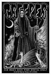 Creeper Aufnäher Mortal Soul