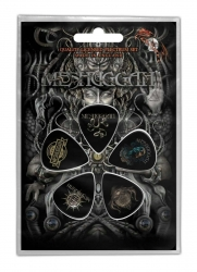 Meshuggah Musical Deviance Plektrum Pack