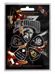 Lemmy Stone Deaf Forever Plektrum Pack