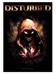Posterfahne Disturbed Reaper| 1024