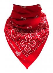 Trendy XL Bandana Paisley Rot