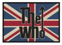 The Who Patch Union Flag Logo