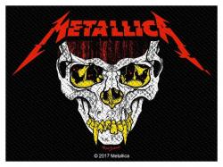 Metallica Aufnäher Koln