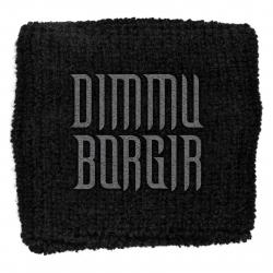 Dimmu Borgir Logo Merchandise Schweißband
