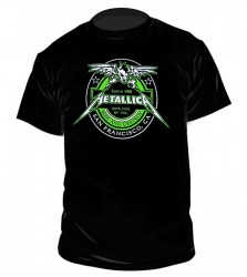 Metallica Fuel Black Fan T-Shirt