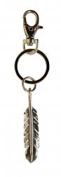 Schlüsselanhänger Feder