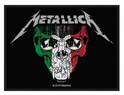 Metallica Patch Italy