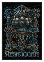 Meshuggah Aufnäher '5 Faces'