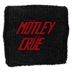 Schweißband Mötley Crüe Logo