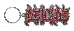 Deicide Logo Schlüsselanhänger