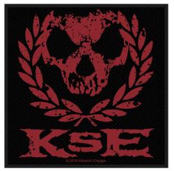 Killswitch Engage 'Skull Wreath' Gewebter Aufnäher