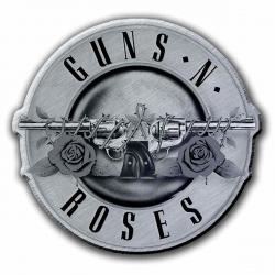 Guns & Roses Anstecker Bullet Logo