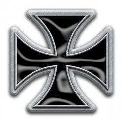 Generic Anstecker Eisernes Kreuz
