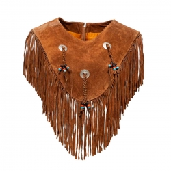 Fringed Vest for women