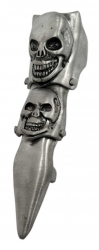 Full Finger Claw Ring The Skull