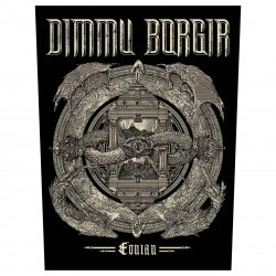 Dimmu Borgir Rückenaufnäher Eonian
