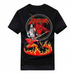 Venom - Cronos in Flames - T-Shirt
