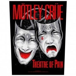 Backpatch Mötley Crüe - Theatre of pain