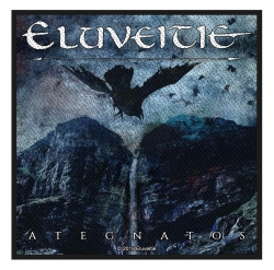 Eluveitie Patch Ategnatos