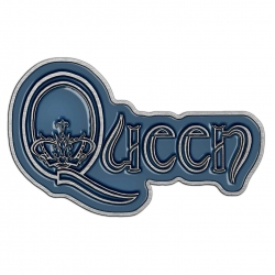 Queen Logo Anstecker
