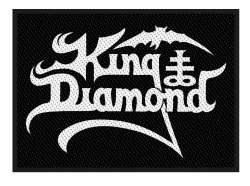 King Diamond Patch Logo