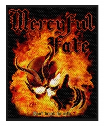 Mercyful Fate Patch Don't Break The Oath