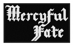 Mercyful Fate Patch Logo