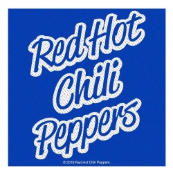 Red Hot Chili Peppers Track Top Aufnäher