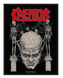 Kreator Aufnäher Skull & Skeletons