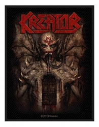 Kreator Patch Gods Of Violence