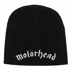 Motörhead  - Logo Beanie Mütze